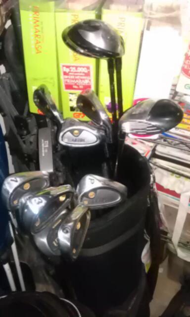 Stik Golf - Rescue 21 derajat Rp500rb!!