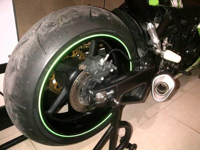 WTS : NINJA 250 Full Modif Limbah Moge