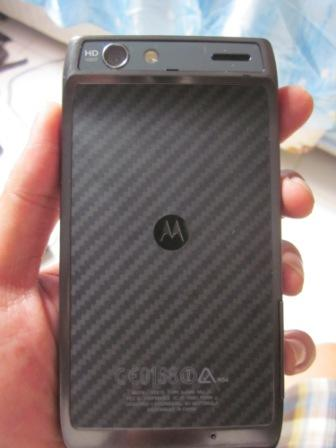 Motorola Droid Razr XT910 Black