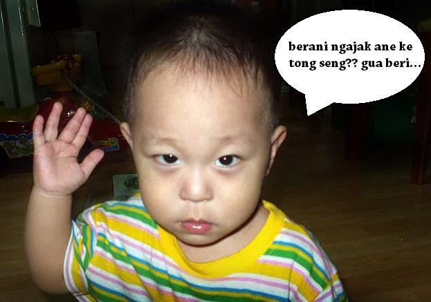 Cukup..!!! No Klinik Tong Seng..!!