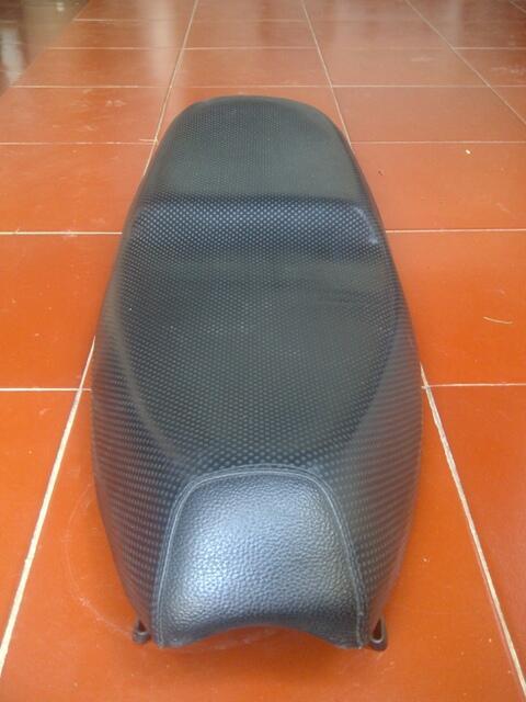 Jok Motor Honda Astrea Grand/Legenda + Sarung MBtech Camaro