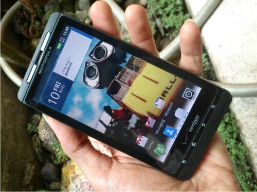 Motorola Droid X, Mulus, Spek Mantab, Murah + Bonus