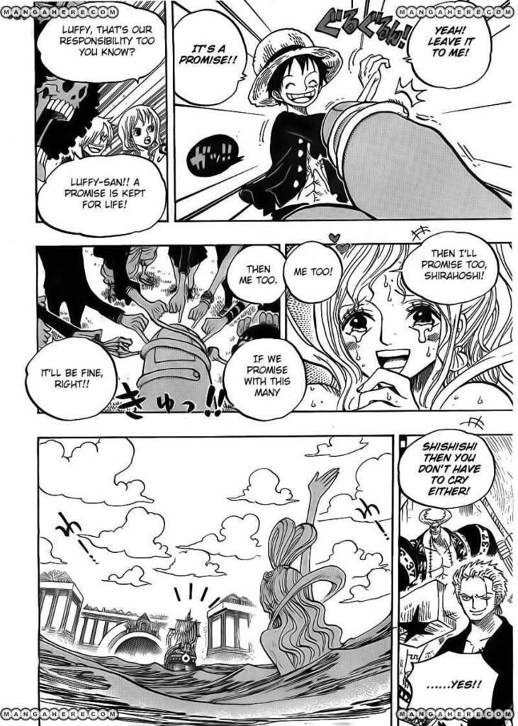 FAQ Manga One Piece