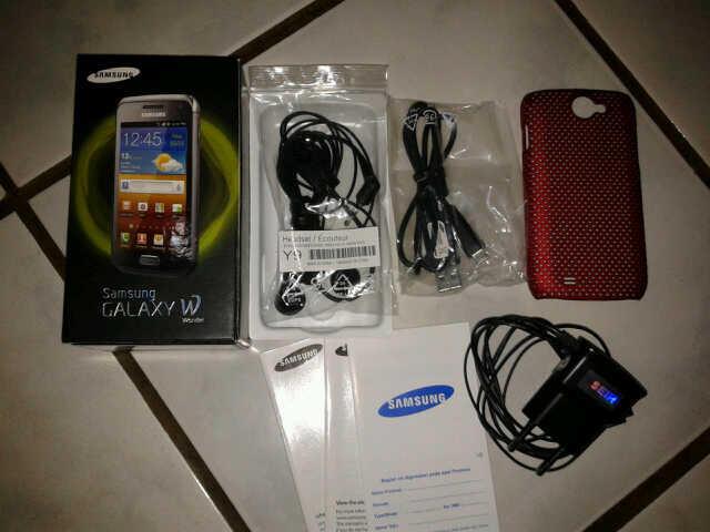 [WTS] Samsung Galaxy Wonder i8150 2nd