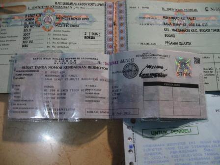 HONDA TOGER 2000 thn 2007 biru