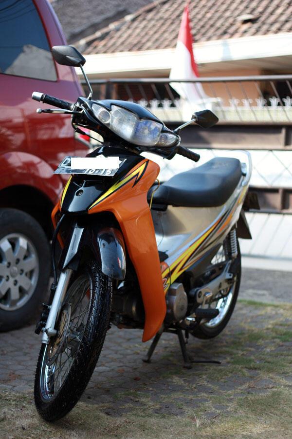 (BU) Jual Cepat Shogun 2005 Bandung