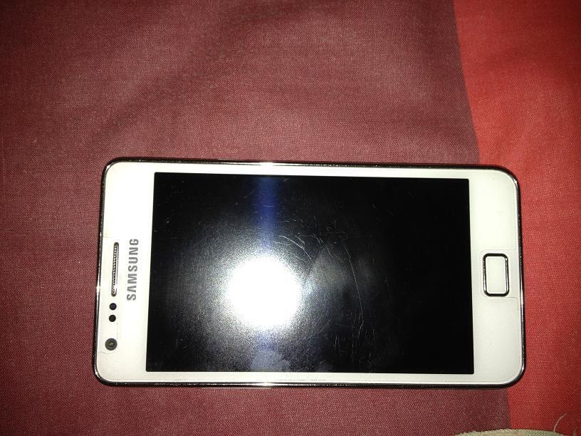 Samsung Galaxy S II [White]