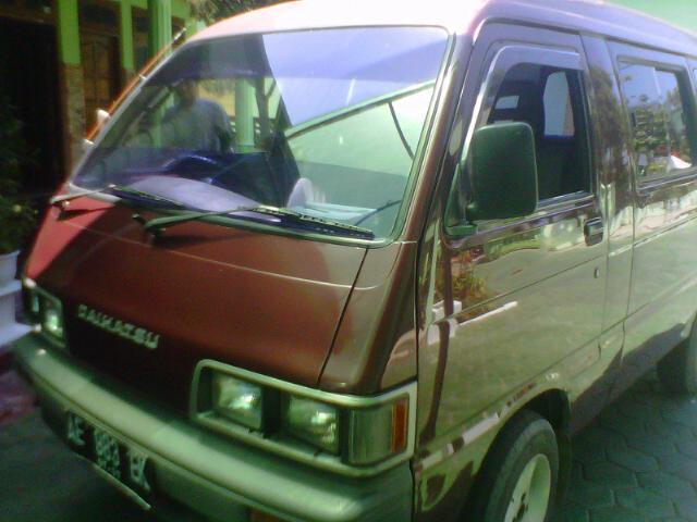 Jual Daihatsu Zebra 1992 Madiun Kondisi Mesin Ok