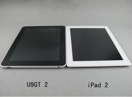 "Ipad Killer --> Cube U9GT2 Android ICS 9,7"""