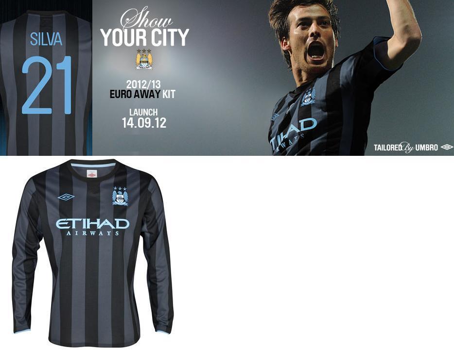 Manchester City F.C. | BLUEMOON RISING | CITIZEN KASKUS | Season 2012/2013