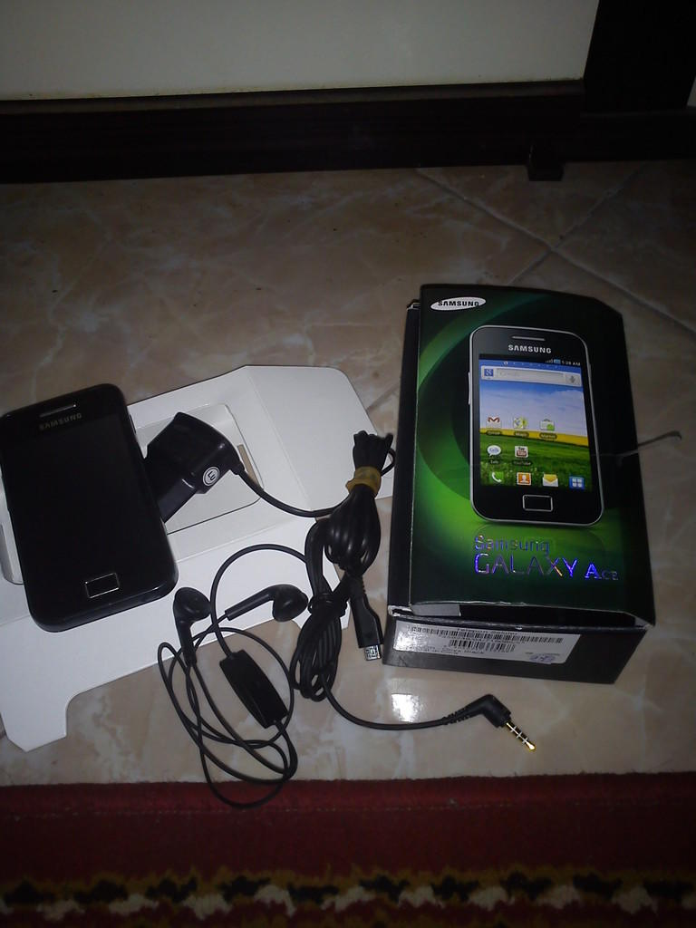 Jual Samsung Galaxy Ace S5830 Second