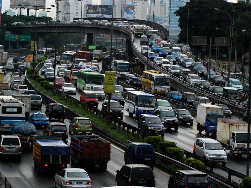 Fenomena Jakarta ketika Lebaran dan sesudah Lebaran....