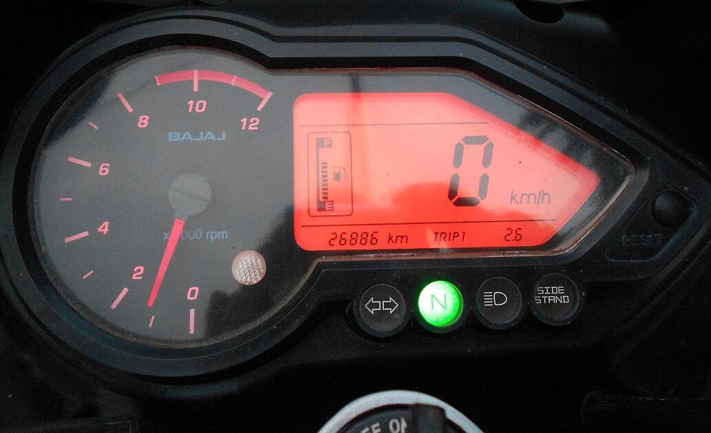 Bajaj Pulsar 200 Th 2008 Kondisi Bagus, Pajak Baru, Ban Besar Baru
