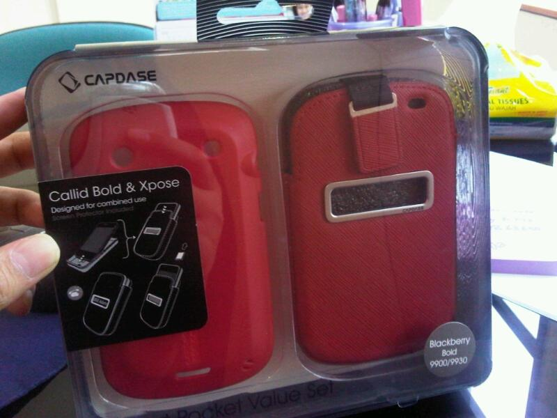 CAPDASE SMART POCKET VALUE SET DAKOTA 9900/9930
