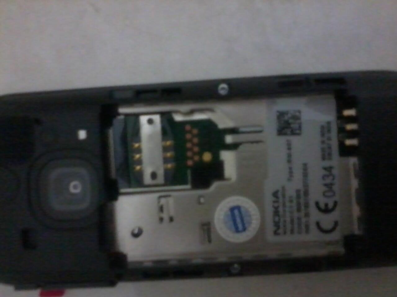 JUAL - Nokia C1-01 garansi Agustus 2013