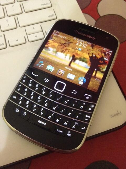 Blackberry Dakota Black Mulus