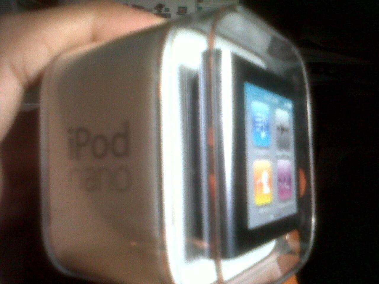 JUAL APPLE iPod NANO 16 GB