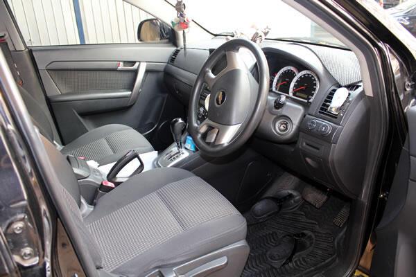 Jual Butuh Chevrolet Captiva 2008