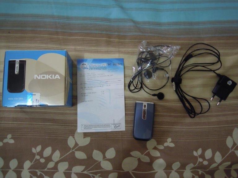 NOKIA CDMA 2505 (BLUE)