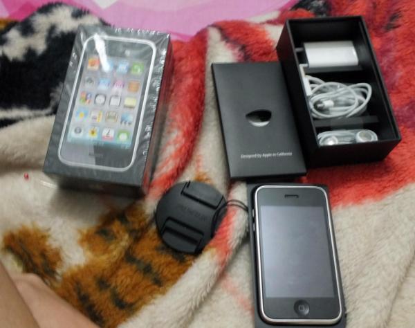 I phone 3gs 99,99% baru pake 1 minggu !!!