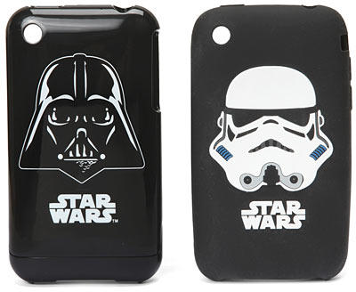 WTB iPhone 3GS Case Star Wars Edition