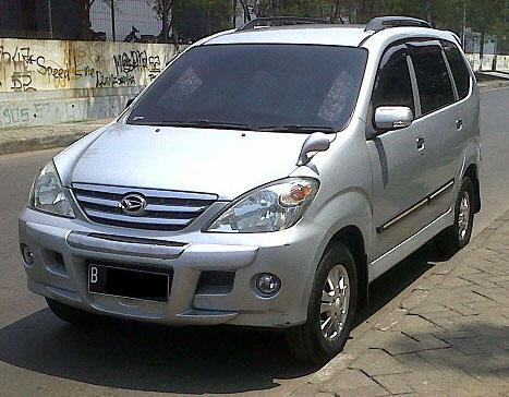 Jual Xenia Xi Sporty; Th.2005 ; Silver; Kab. Bekasi