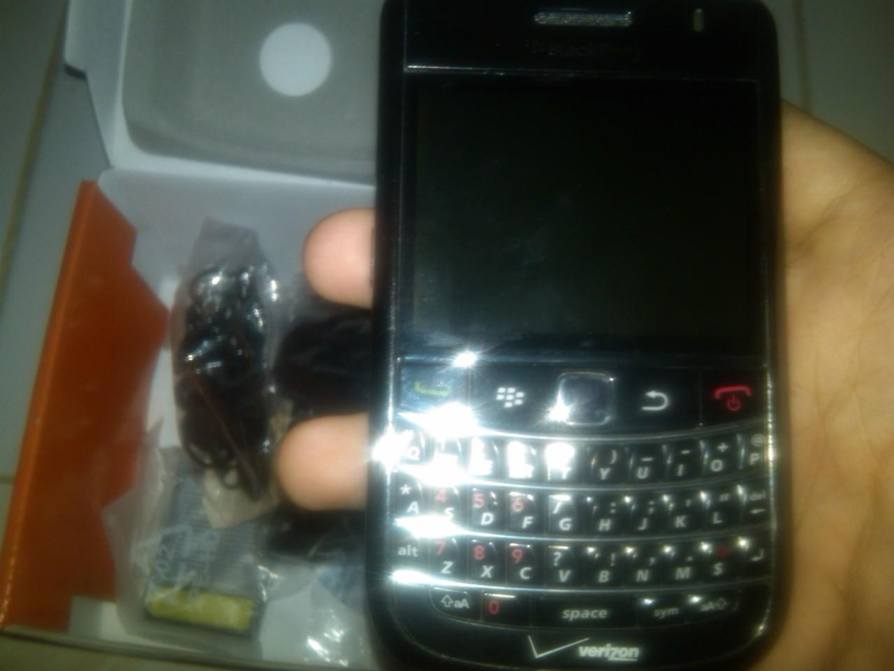 blackberry essex 9650 surabaya