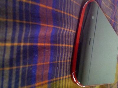 jual 2nd Dell Streak 5 Red lengkap murah, Gransi TAM, ayo di tawar