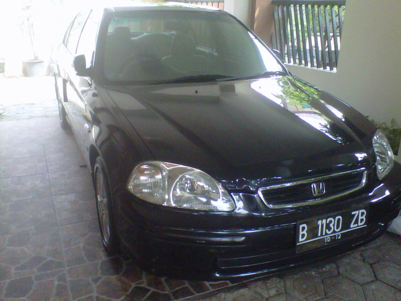 Jual Honda Civic ferio th 1997 Bandar lampung