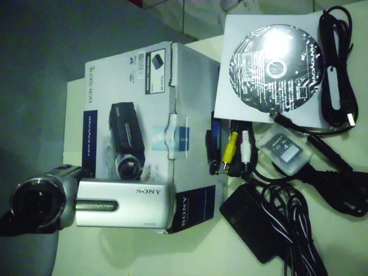 Jual Handycam Merk Sony type DCR-SX21E baru