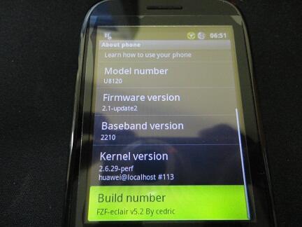 Jual Murah Android Huawei Aviator U8100 Cuma 500rbuan