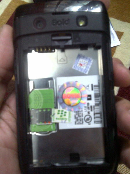 Blackberry Onyx 2, Muluuuss..siapa cepat dia dapat (Ex-Cewe) muraaahh...!!!