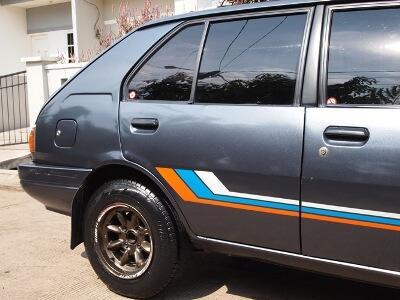 Mazda MR th 91 Rapih