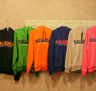 Hoddie Pull & Bear High Quality and Low Price Pastinyaaa !!!!