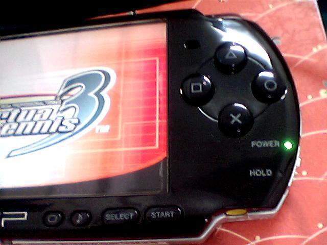 PSP 3006 Piano Black Dah JailBreak