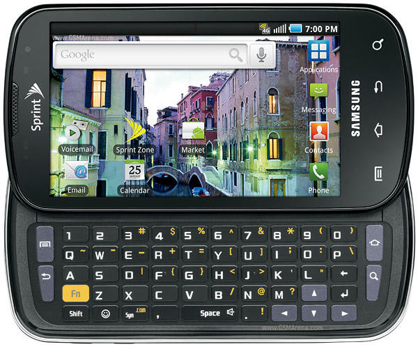Jual Samsung SPH D700 Epic 4G Galaxy S Pro