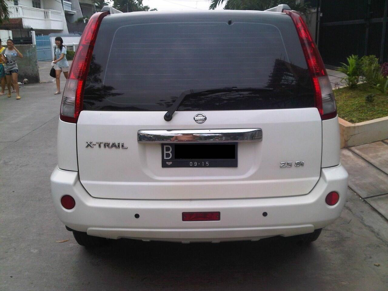 Nissan XTrail ST A/T 2004 - Putih