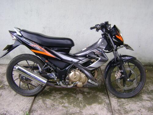 Suzuki Satria FU 2007 Bogor