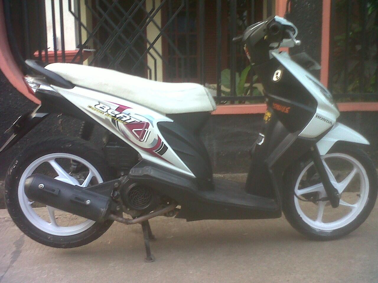 Jual Honda Beat 2010 Mulus (Plat Depok)