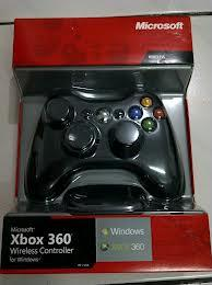 [TroN] NEW! BUNDLE STICK XBOX 360 WIRELESS + RECEIVER BLACK ORI MICROSOFT, CEKIDOTT!!