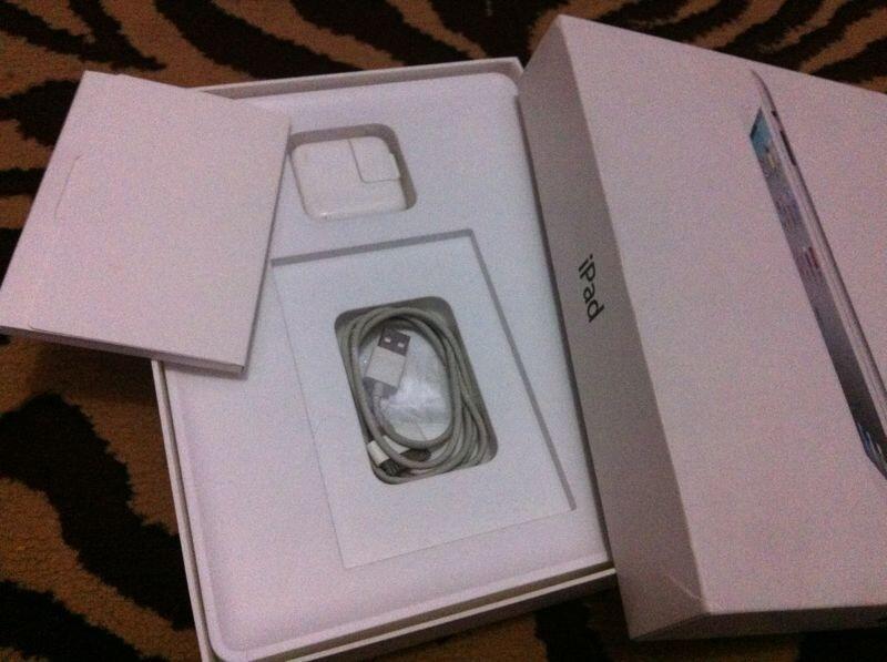 Jual murah ipad 2 Wifi kondisi Prima ^^