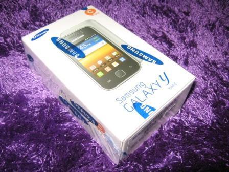 Samsung Galaxy Y - BNIB Murah kok