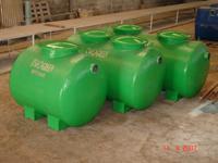 Bio green septic tank