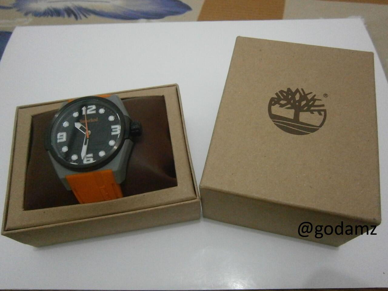 Jam tangan Timberland RADDLER