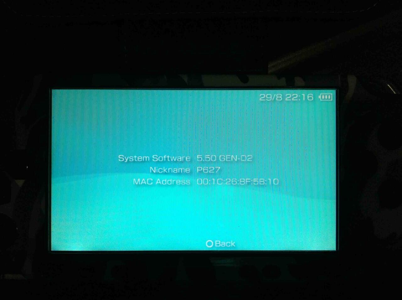 Sony PSP 2000 Slim Piano Black