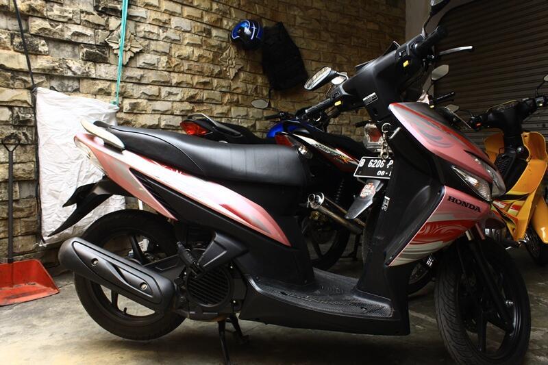 Honda Vario CW 2011 awal terawat