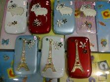 Charger Portable HK, Softjacket Emo, Rotate Case branded, PDA LV Glossy