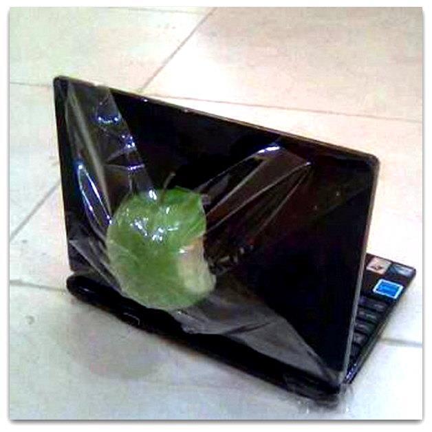 .:: Laptop Apple yang Baru Ane Beli,.... ::.