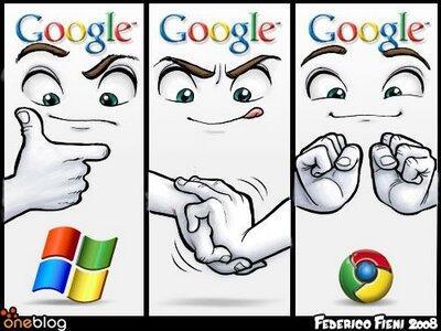 Google ternyata bisa BB++