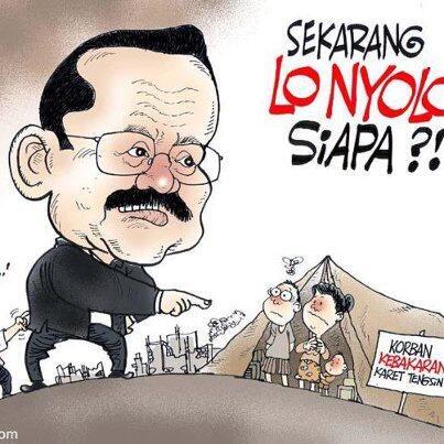 [WoW O_o!!] Pabrik Meubel Milik Jokowi Dibakar Usai Pilgub putaran pertama?